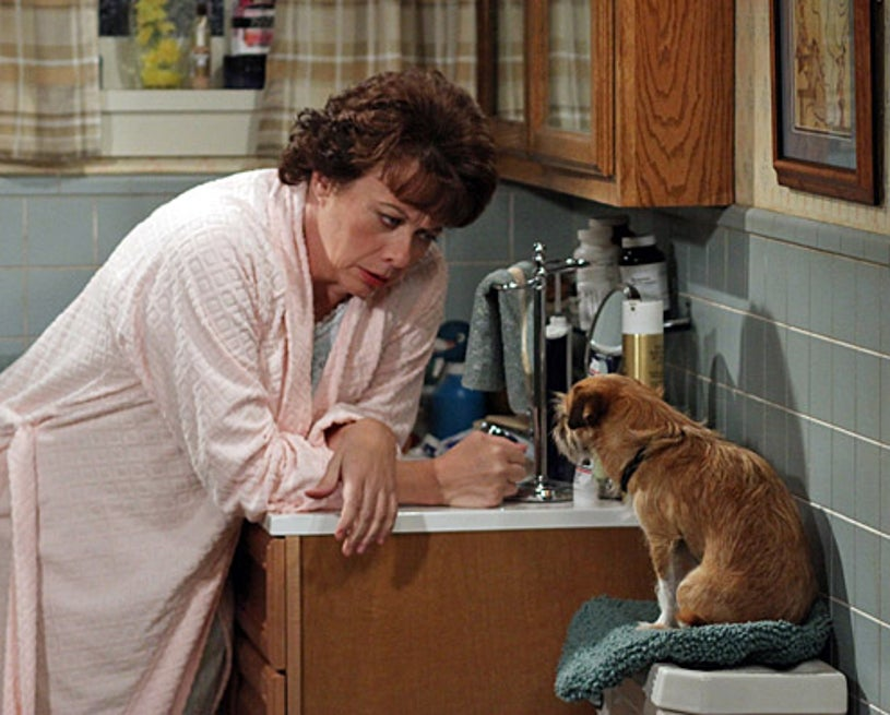 """Mike & Molly - """"Dennis's Birthday"""" - Rondi Reed"""