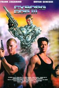 Cyborg Cop III as Max