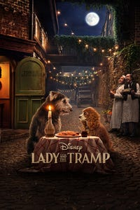 Lady and the Tramp as Darling