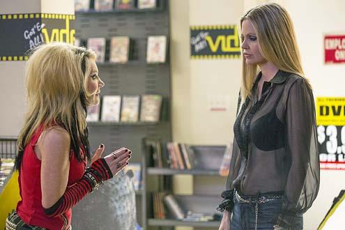 "True Blood - Season 7 - ""Death Is Not the End"" -  Tara Buck and Kristin Bauer van Straten"