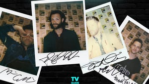 Here's How to Get Free Signed Polaroids From Stars of Supernatural, The 100, and More