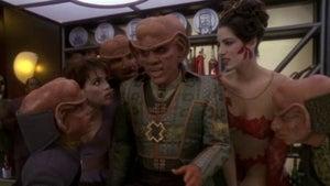Star Trek: Deep Space Nine, Season 7 Episode 24 image