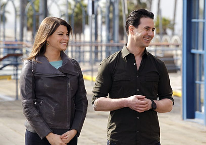 Top Chef: Just Desserts - Gail Simmons and Johnny Iuzzini