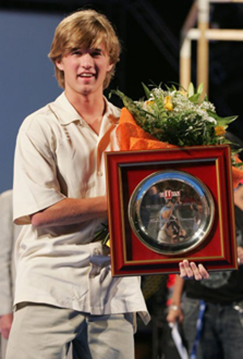 Haley Joel Osment - International Children's Film Festival, July 2005