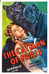 The Catman of Paris as Inspector Severen