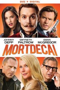 Mortdecai as Inspektor Martland