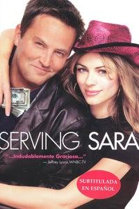 Serving Sara as Milton the Cop