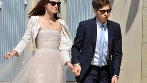 Keira Knightley Weds James Righton