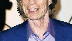 Mick Jagger Becomes a Great-Grandfather