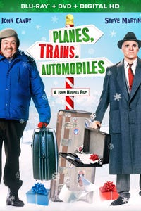 Planes, Trains and Automobiles as Susan Page