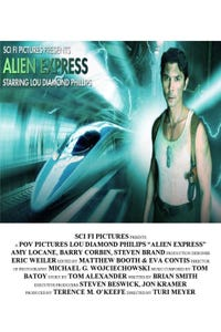 Alien Express as Det. Vic Holden