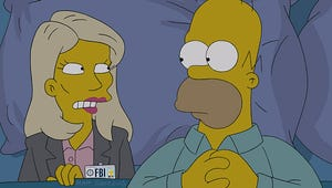 The Simpsons Turns 25 With Kristen Wiig, Guillermo Del Toro And More