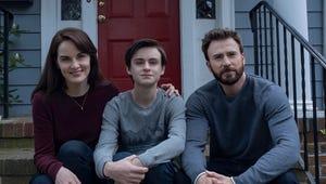 Chris Evans' Beard Stars in the First Trailer for Apple TV+'s Defending Jacob