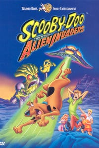 Scooby-Doo and the Alien Invaders as Sergio