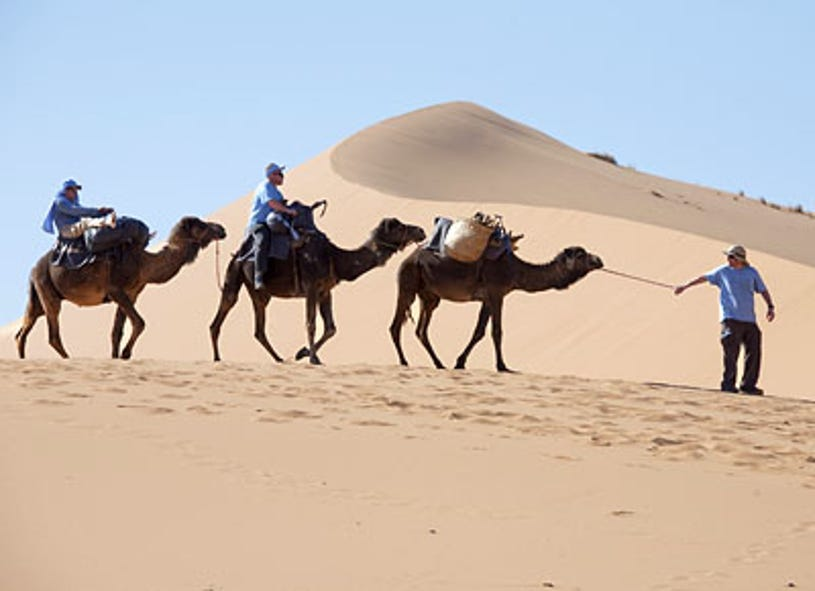 """Expedition Impossible - Season 1 - """"Sun! Sand! Sahara!"""" - Kevin Coursey, Mike Egan and Rob Keiley"""
