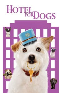 Hotel for Dogs as Bernie