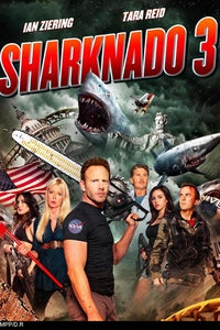 Sharknado 3 as Fin Shepard
