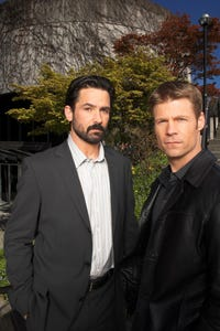 Billy Campbell as Ron Polikoff