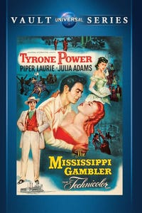 The Mississippi Gambler as Bridesmaid