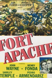 Fort Apache as Stunt rider