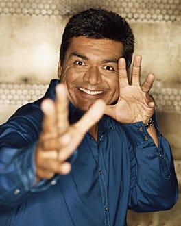 George Lopez - George Lopez as George