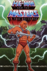 The New Adventures of He-Man as Skeletor