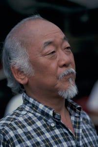 """Noriyuki """"Pat"""" Morita as Wise Man"""