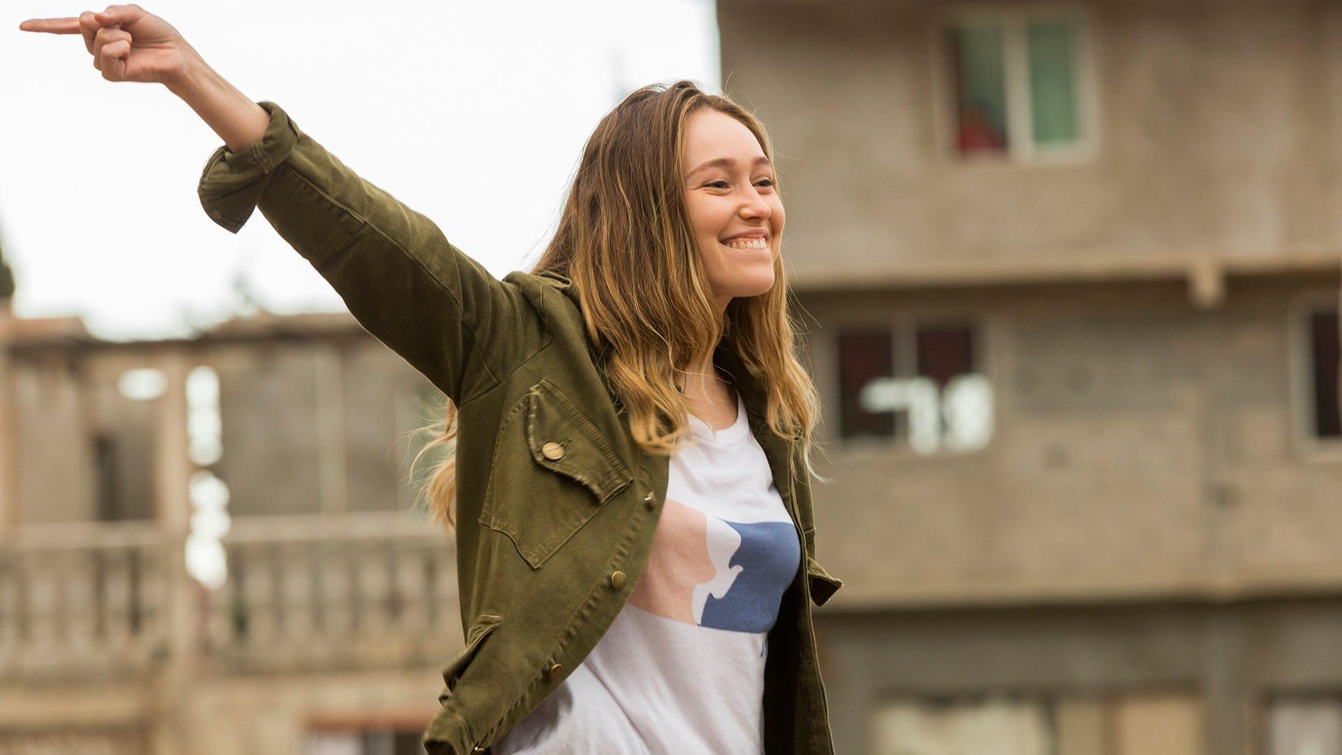Alycia Debnam-Carey, Fear the Walking Dead