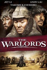 The Warlords as General Pang Qingyun