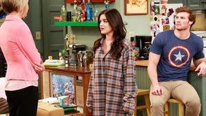 Exclusive Video: Lucy Hale Is a Pretty Little Liar on Baby Daddy