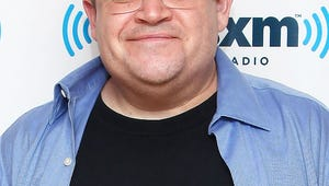 On the Set of Adult Swim's The Heart, She Holler With Patton Oswalt