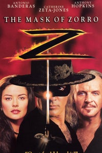 The Mask of Zorro as Don Diego