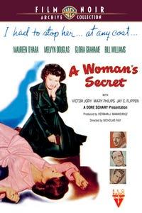 A Woman's Secret as Brook Matthews