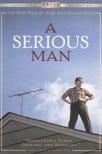 A Serious Man as Dr. Sussman