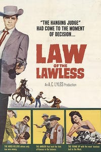 La ley de los sin ley as Townsman