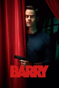 Barry as Barry