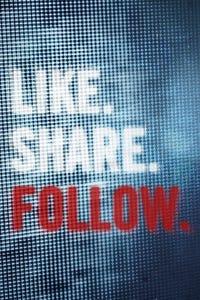 Like.Share.Follow as Detective Yarden