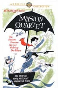Invasion Quartet as Dr. Barker