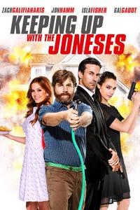 Keeping Up with the Joneses as Tim Jones