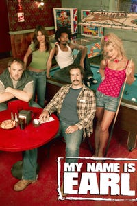 My Name Is Earl as Herself