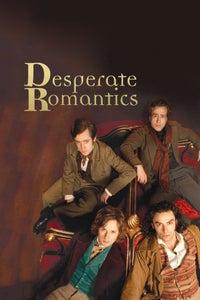 Desperate Romantics as William Holman Hunt