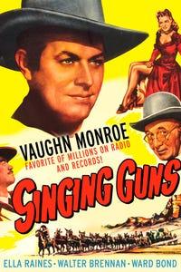 Singing Guns as Dr. Mark