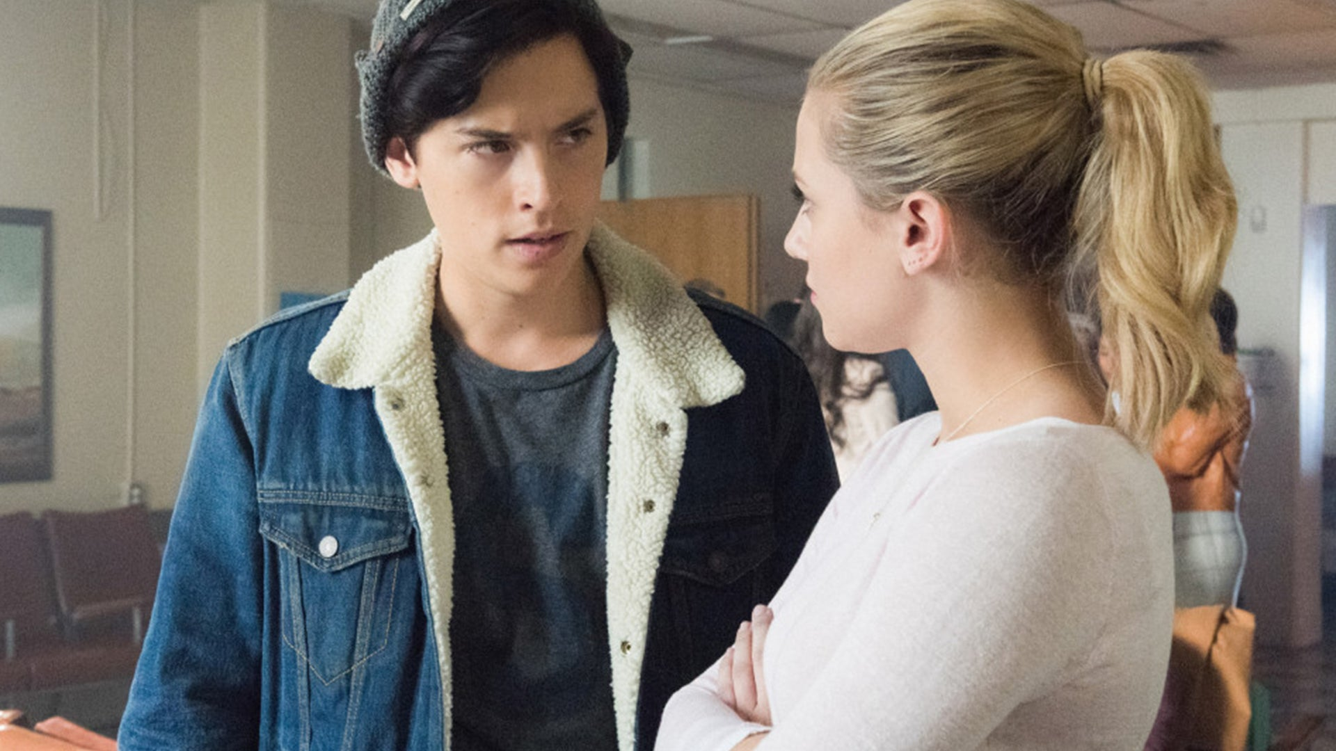 Cole Sprouse and Lili Reinhart, Riverdale