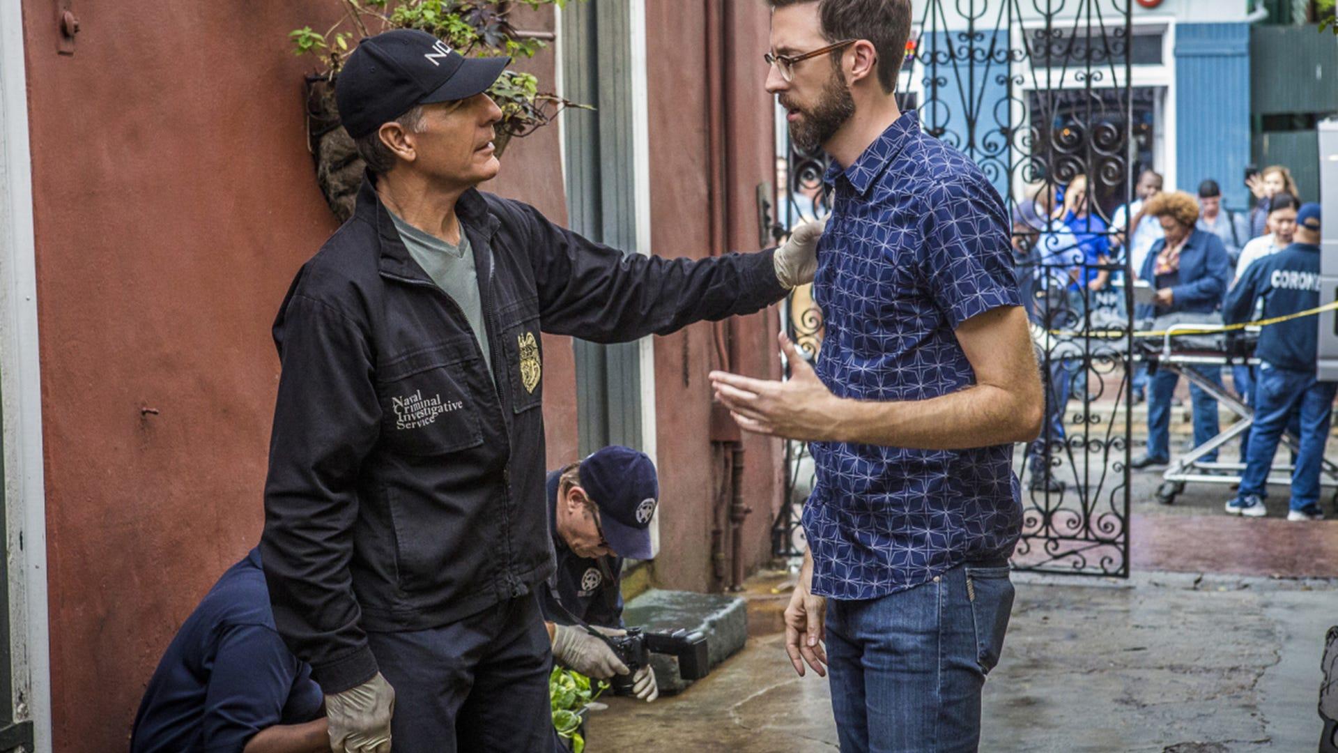 Scott Bakula, Rob Kerkovich, NCIS: New Orleans