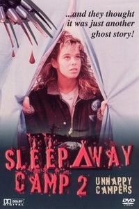 Sleepaway Camp II: Unhappy Campers as Uncle John