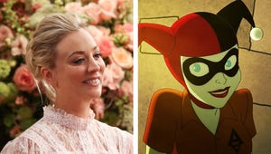 The Big Bang Theory's Kaley Cuoco Will Voice Harley Quinn in DC Universe's Animated Series