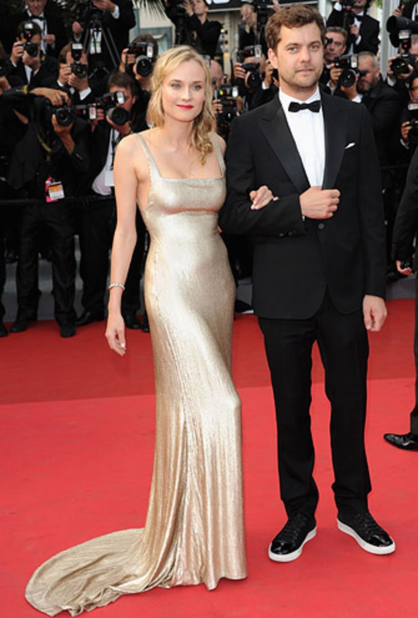 """Diane Kruger and Joshua Jackson - The """"Sleeping Beauty"""" premiere during the 64th Annual Cannes Film Festival in France, May 12, 2011"""