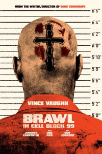 Brawl in Cell Block 99 as Gil