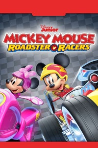 Mickey Mouse Roadster Racers as Auntie Olina