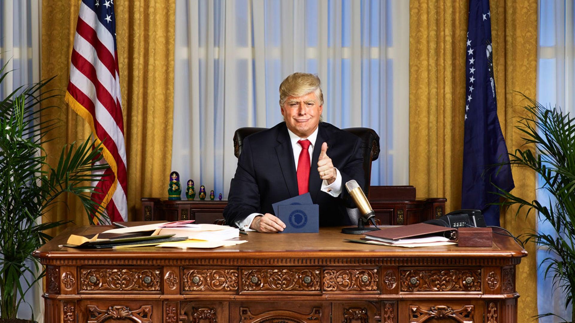 Anthony Atamanuik, The President Show